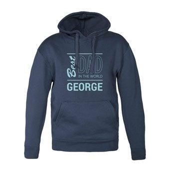 Men's hoodies - Navy