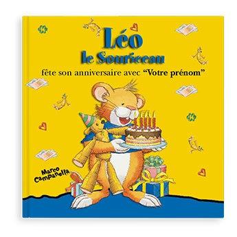 Léo le Souriceau