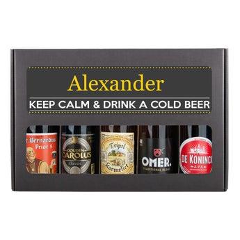 Conjuntos de cerveja