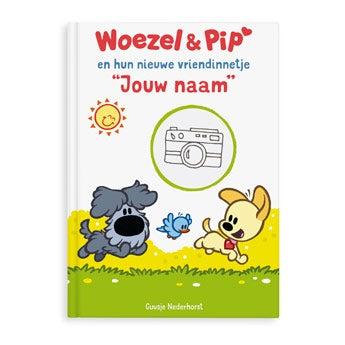 Woezel & Pip vriendje - XL boek