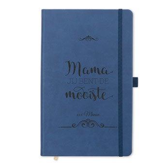 Moederdag notitieboek