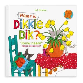 Waar is Dikkie Dik?
