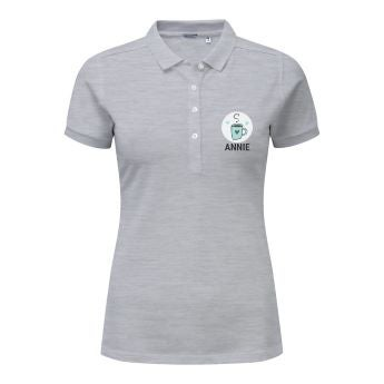 Camisa polo - mulheres