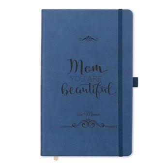 Morsdag notatbok