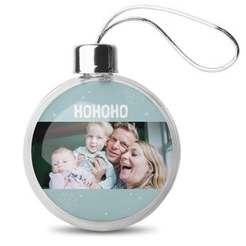 Boule de Noël - Transparente