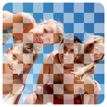 Brettspill med bilde