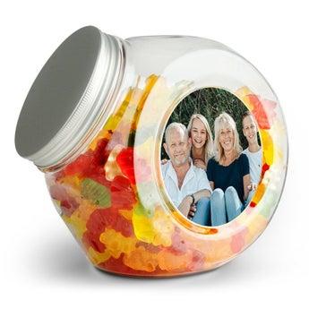 Personlig godterikrukke