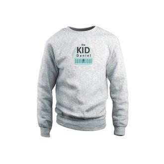 Suéter - Niños - Gris
