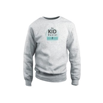 Sweat - Enfant - Gris