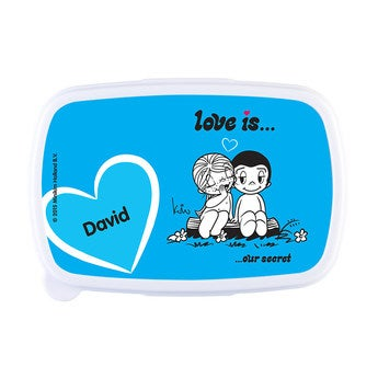 Love is - Lunch box