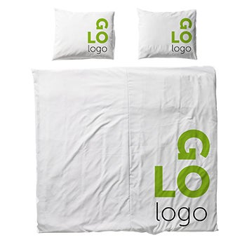 Roupa de cama personalizada