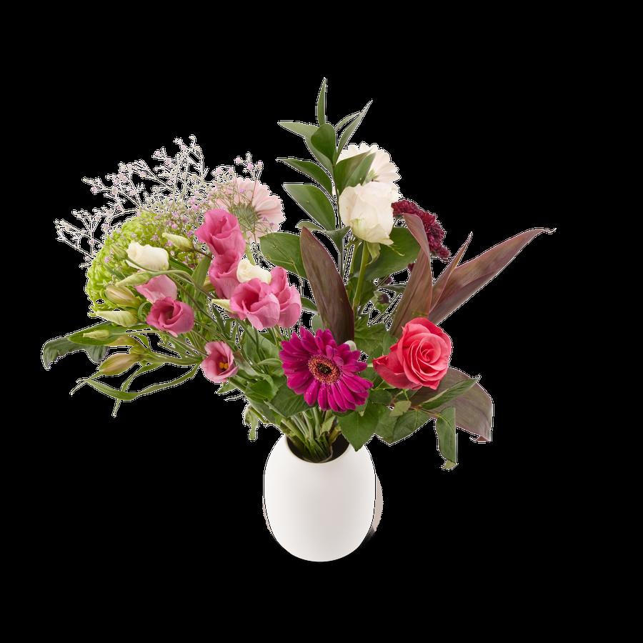 Bloemen - Plukboeket roze