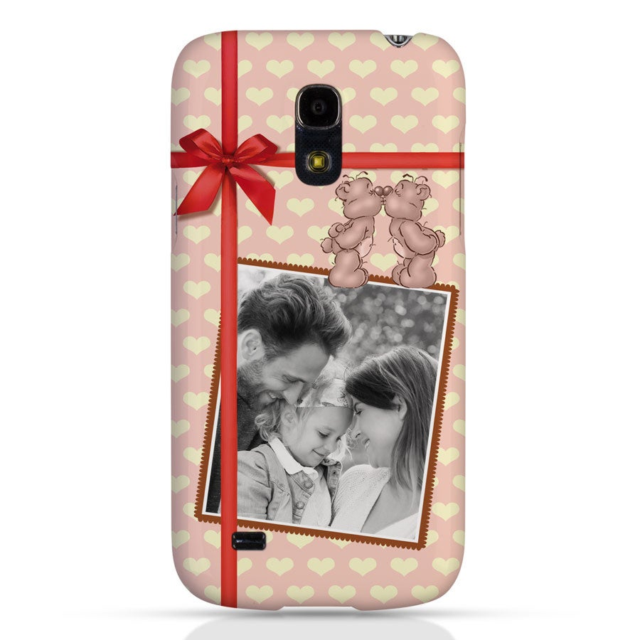 Doodles - Samsung Galaxy S4 mini - Photo case 3D print