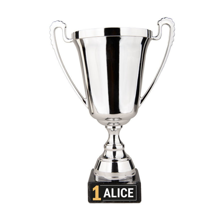 Pokal - Silver