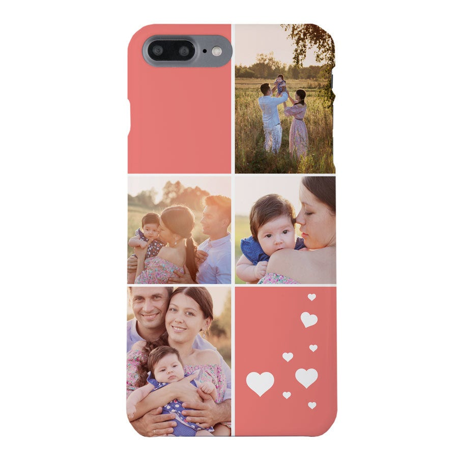 iPhone 7 plus - Cover Stampata 3D
