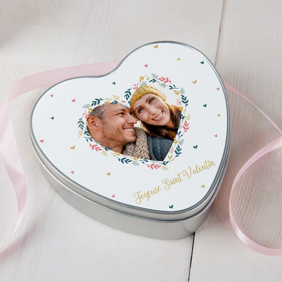 Boîte cadeau  - Saint Valentin
