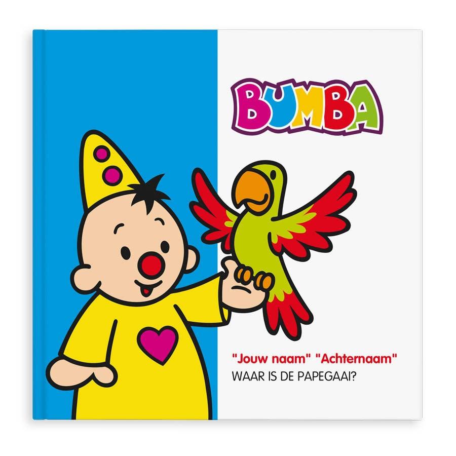 Boek met naam - Bumba Flipboek