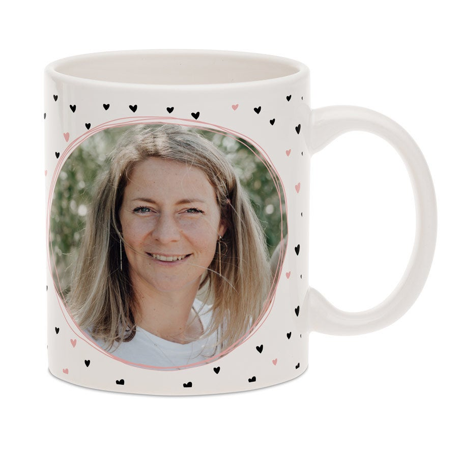 Mug avec photo - Marraine