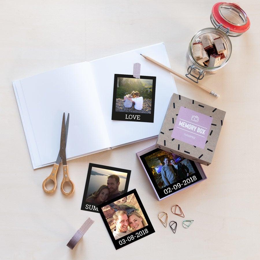 - Polaroid Bilder Geschenkbox (24 Stück) - Onlineshop YourSurprise