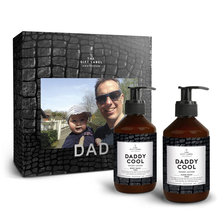 The Gift Label - Gift box - Daddy Cool