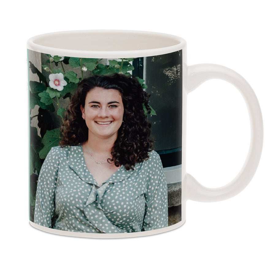 Tasse mit Foto - Ostern