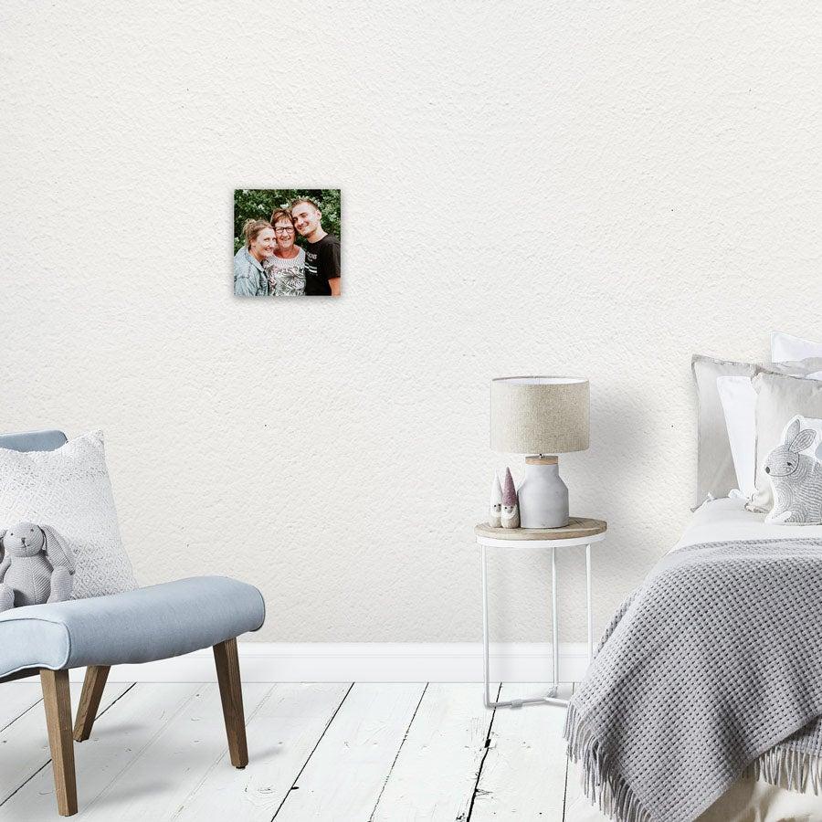 Foto poster maken - 20 x 20 cm