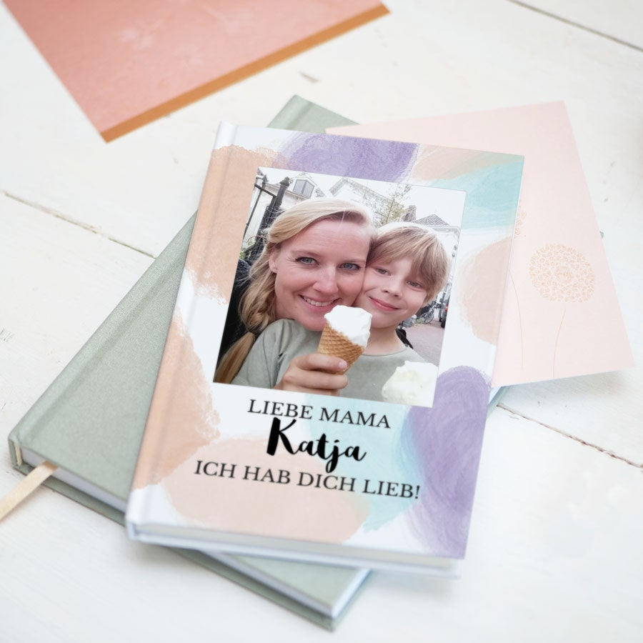 - Notizbuch Muttertag Hardcover - Onlineshop YourSurprise