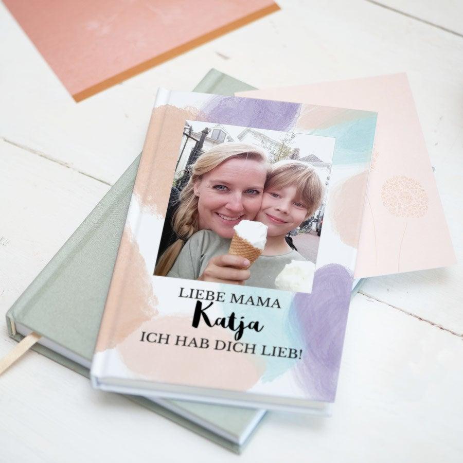 Notizbuch Muttertag - Hardcover