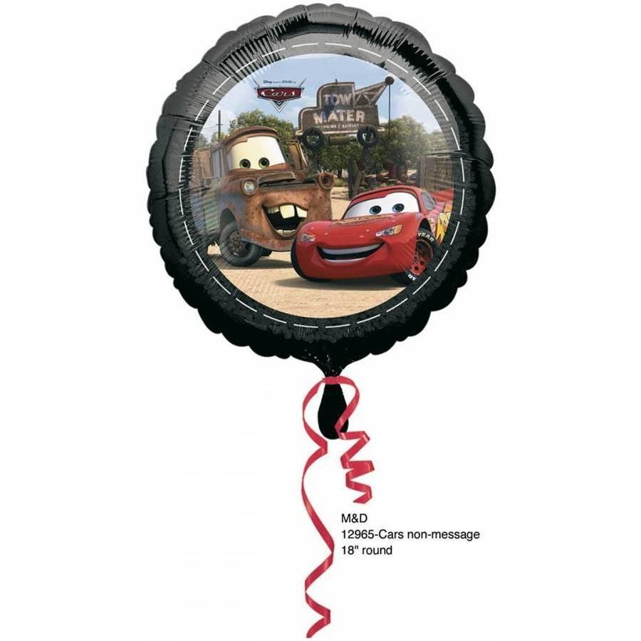 Heliumluftballon - Cars
