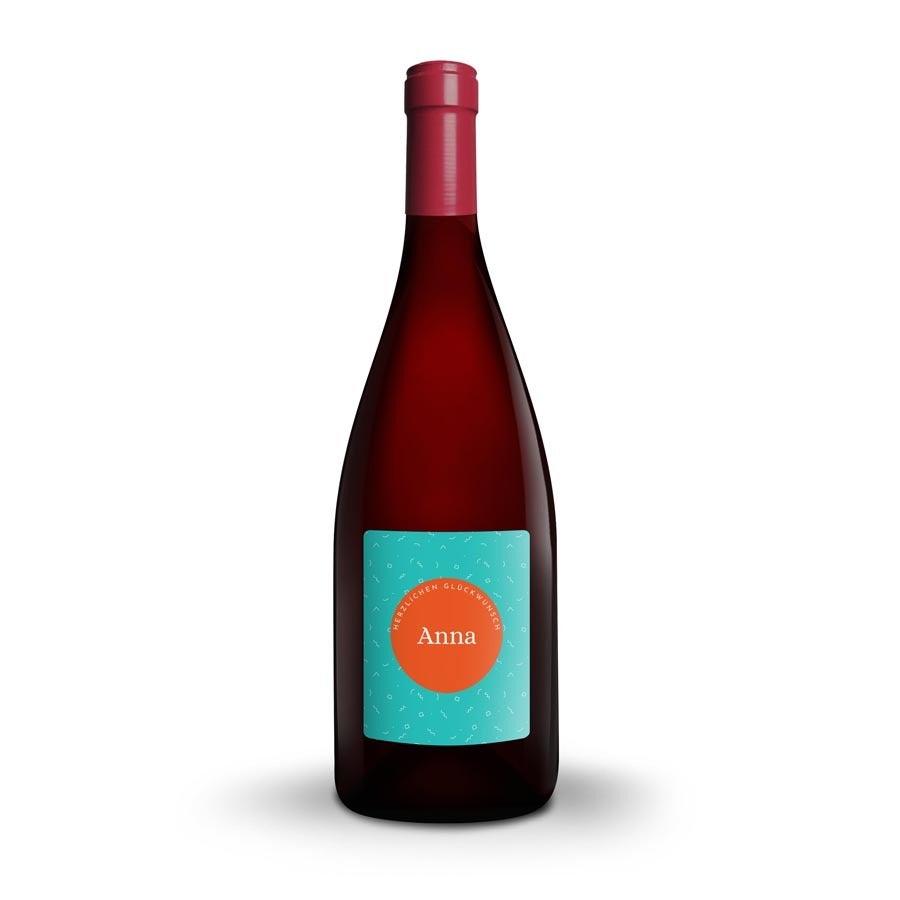 Wein mit eigenem Etikett - Ogier Chateauneuf du Pape