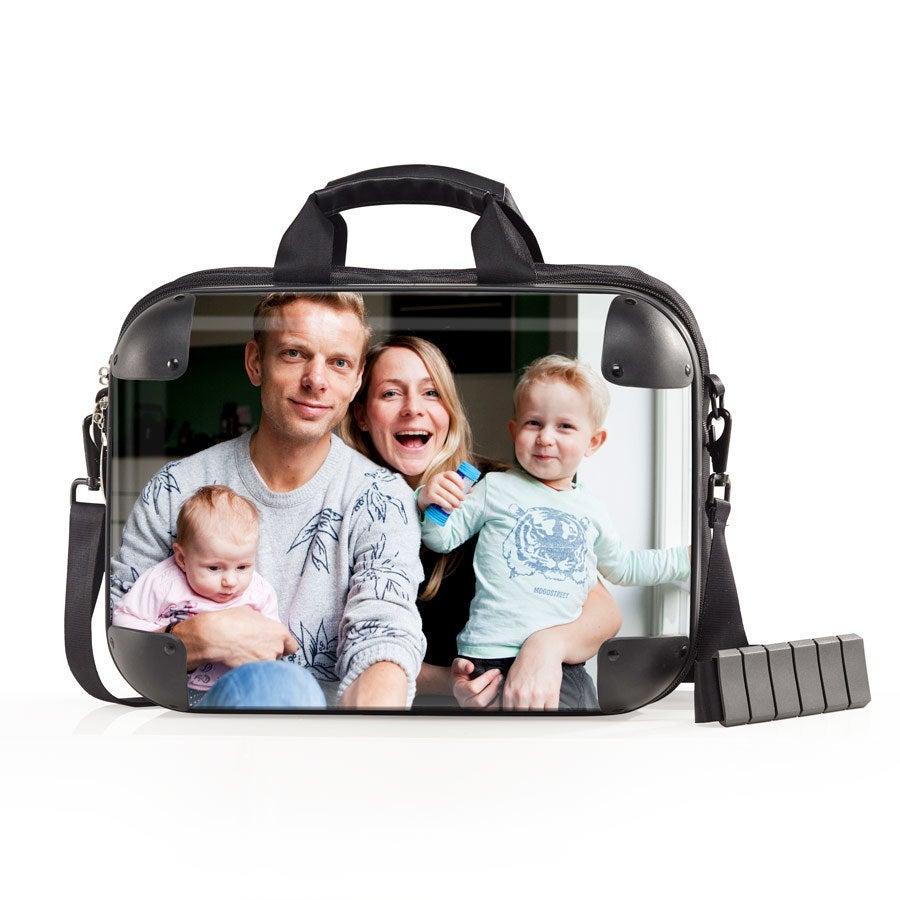Claymore foto reiskoffer - Laptoptas