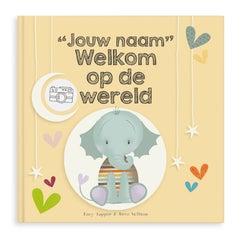 Babyboek met naam