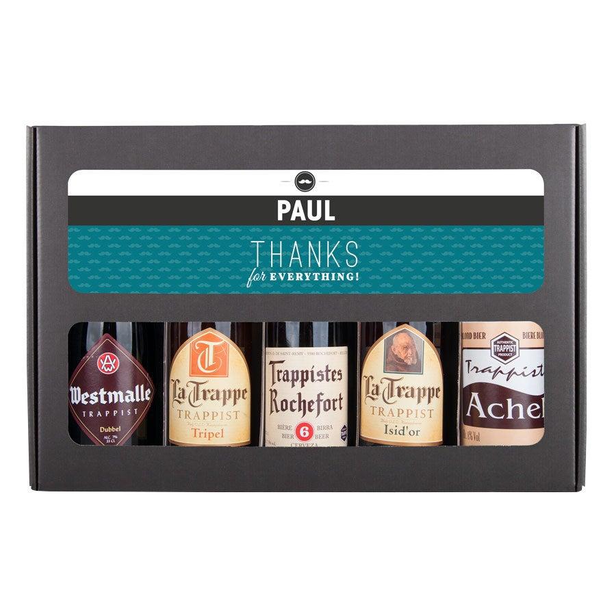 Pack de regalo - Cerveza Trappist