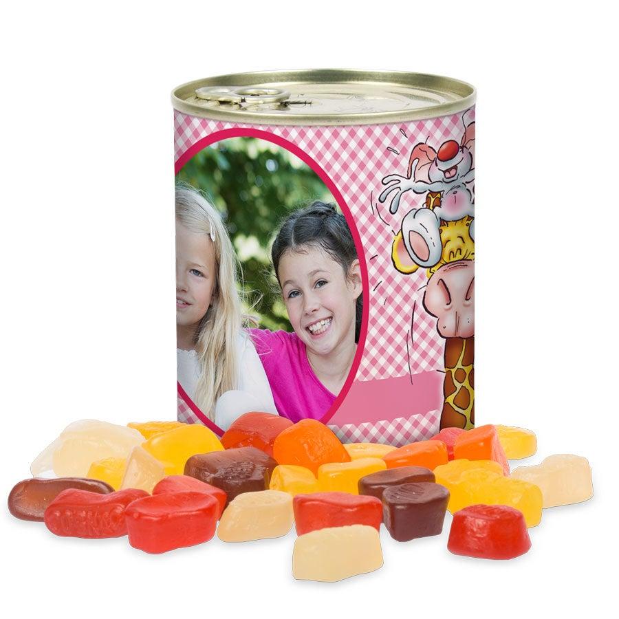 Čmáranice cín cukroví - Winegums