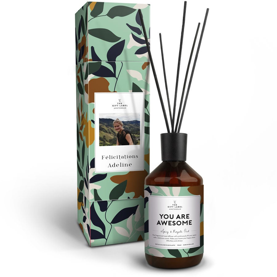The Gift Label - You Are Awesome - Diffuseur de Parfum