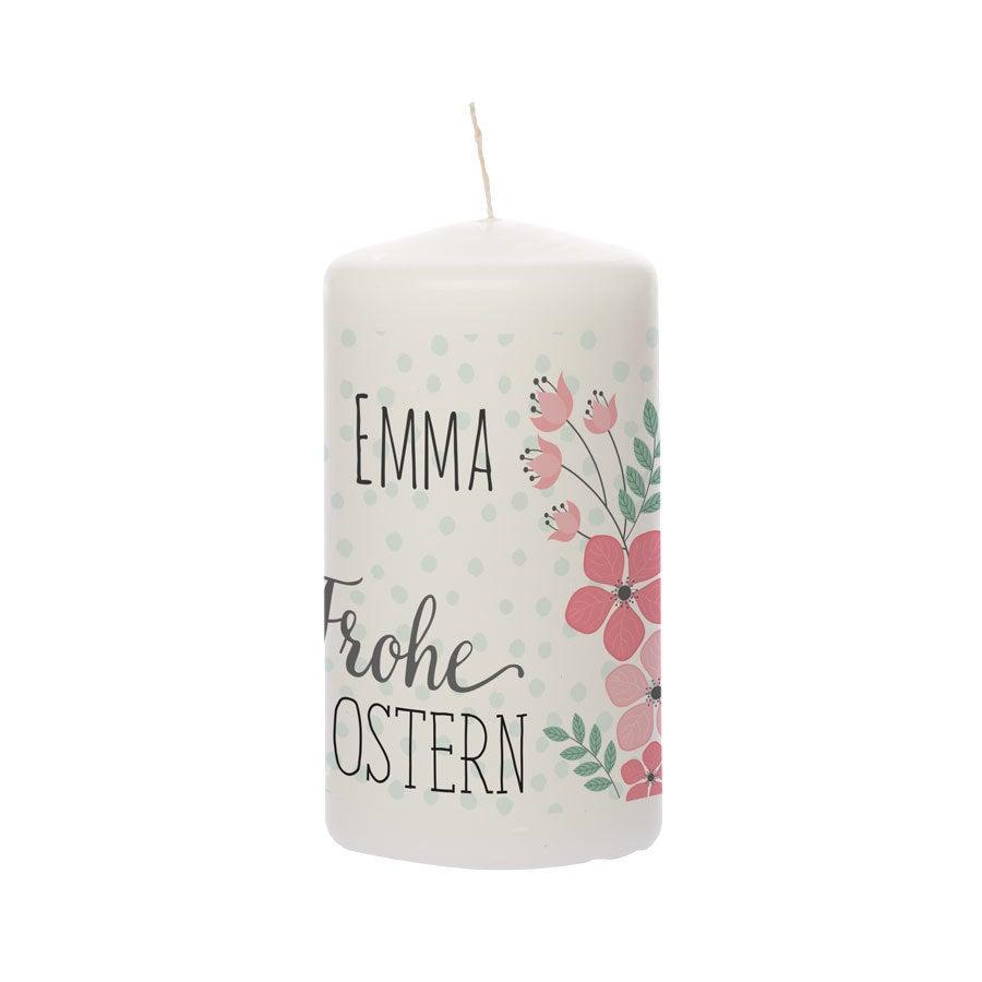Kerze - Osterkerze