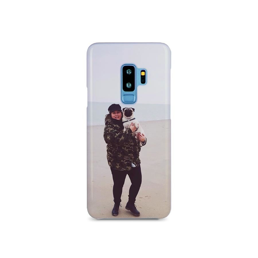 Handyhülle bedrucken - Samsung Galaxy Plus S9 - rundum bedruckt