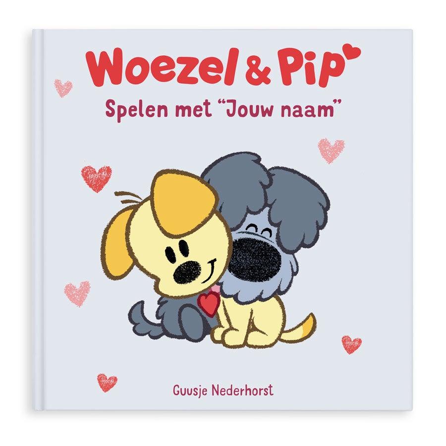 Boek - Woezel & Pip - Spelen met jou (Softcover)