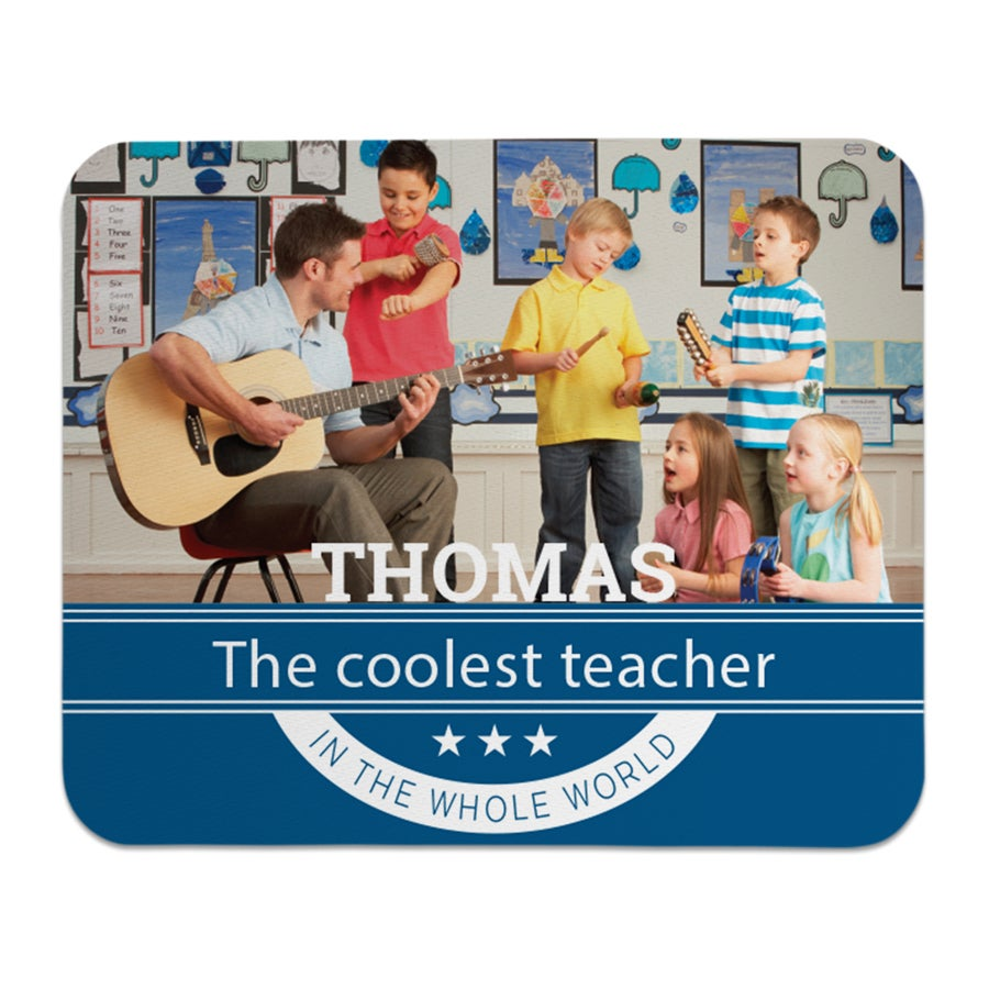 Mouse mat for Teachers - Rectangle