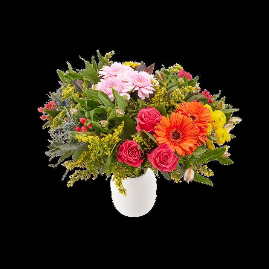Fleurs - Bouquet coloré - Fête des mères