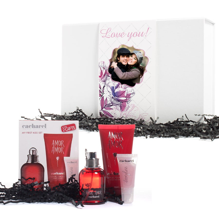 Giftset Parfum - Cacharel Amor Amor