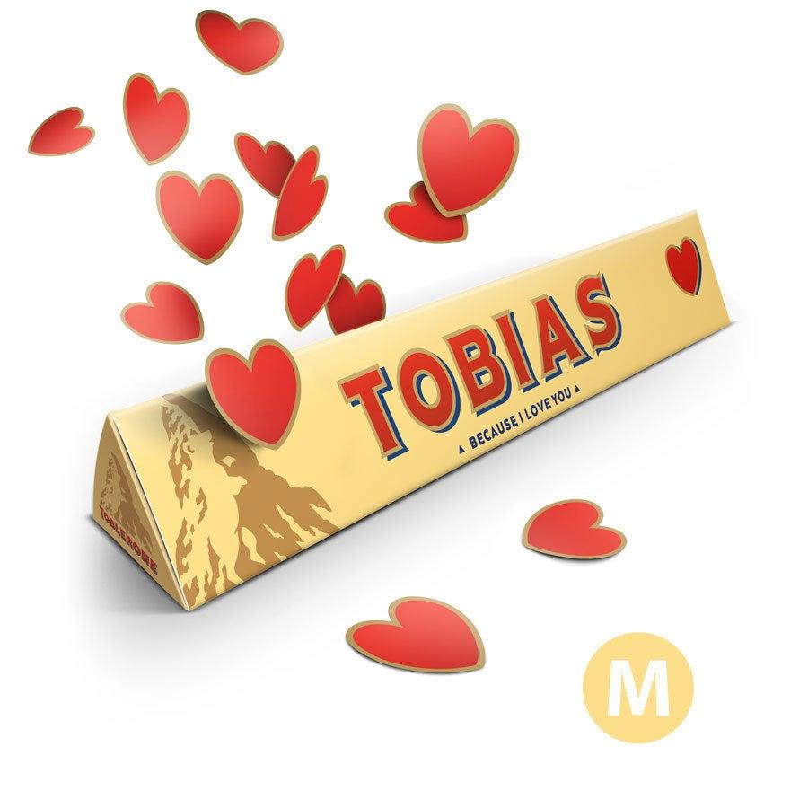 Toblerone Schokolade - Liebe (200 Gramm)