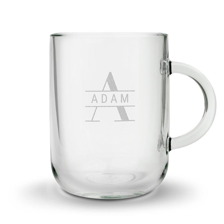 Theglas - rund