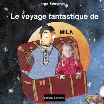Livre personnalisé - Le voyage fantastique