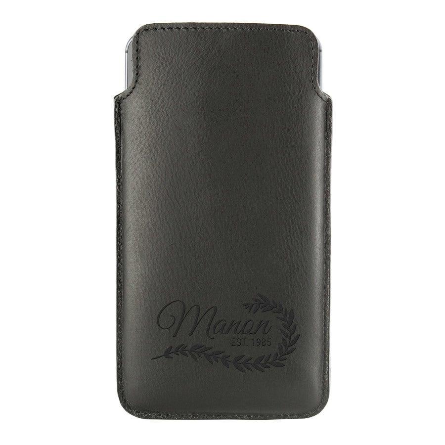 Housse portable personnalisée - XL