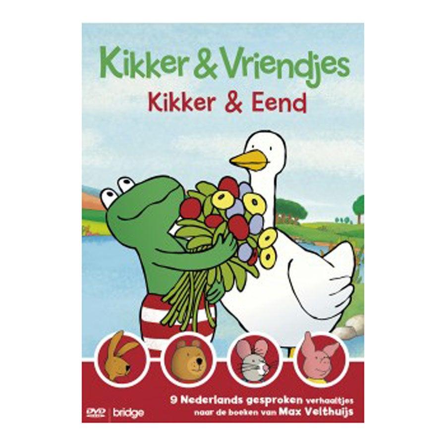 Kikker DVD - Kikker & Eend