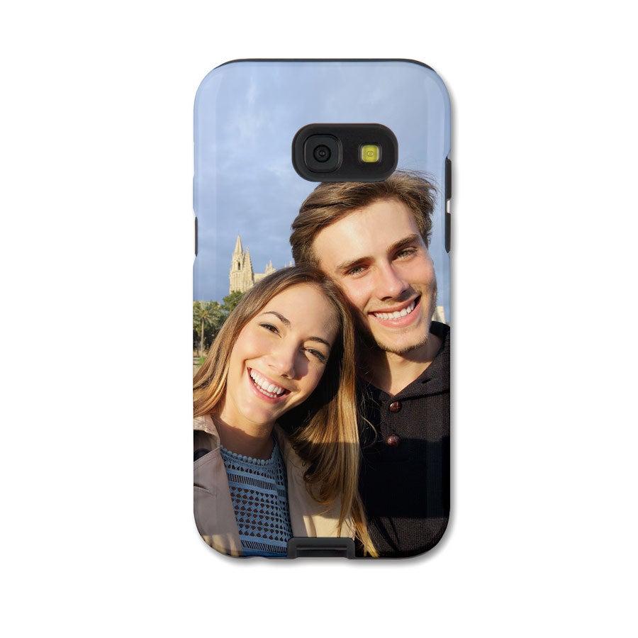 Funda para teléfono - Samsung Galaxy A3 - Funda resistente