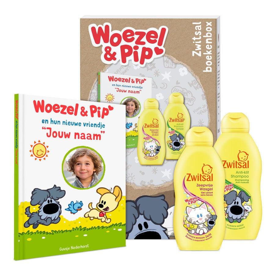 Zwitsal boekenbox - Woezel & Pip