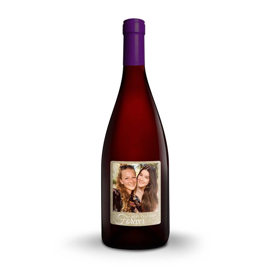 Salentaria Pinot Noir com rótulo personalizado - impresso