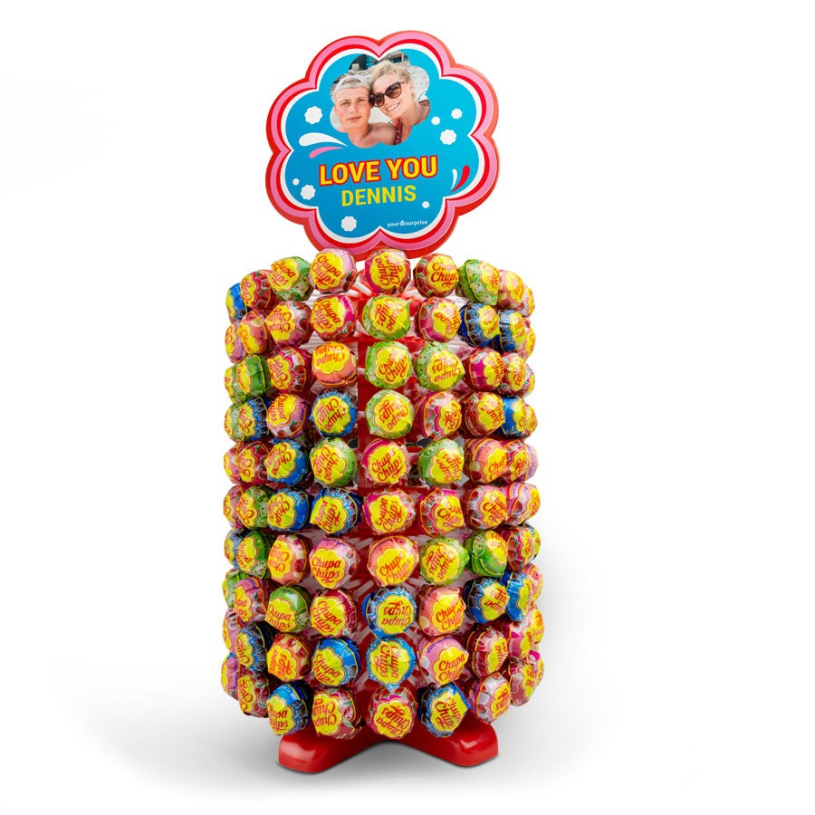 Chupa Chups Toren - 200 lolly's